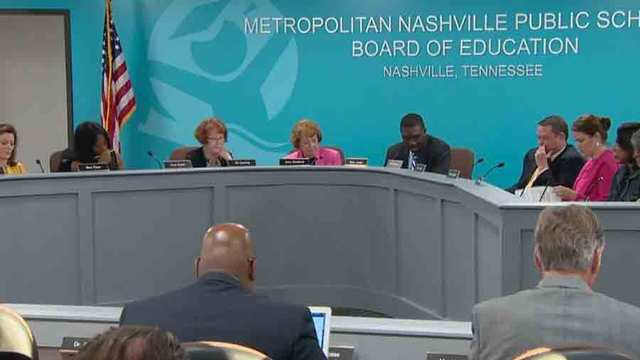 School Board Meeting Will Go Deep Into the Night Thanks to Parents, West Nashville Residents