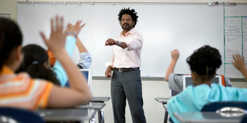 Black Teachers Really Matter In The Lives of Black Students