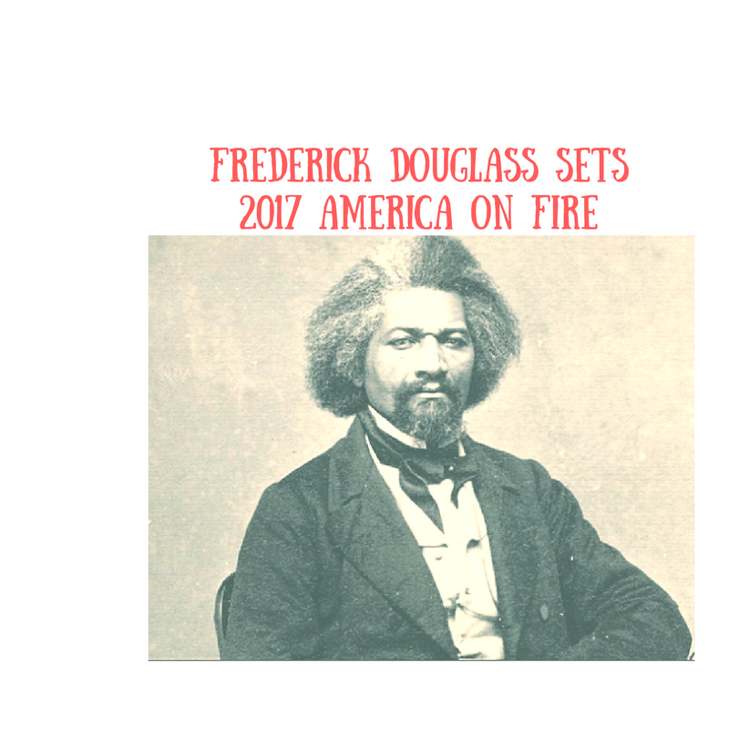 165 Years Later, Frederick Douglass' Speech Sets America On Fire