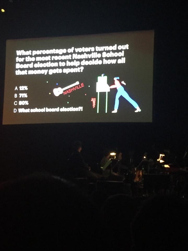 Saturday Night (XQ) Live in Nashville, A Celebration Of
